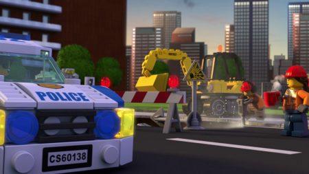 LEGO® City – Ontsnapte Boeven – Deel 1