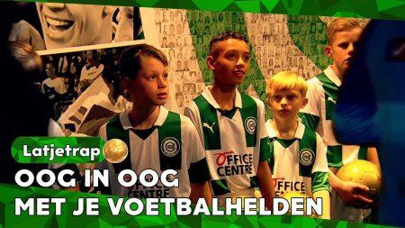 Zappsport – We Willen Sowieso Boven Heerenveen Eindigen – Latjetrap FC Groningen