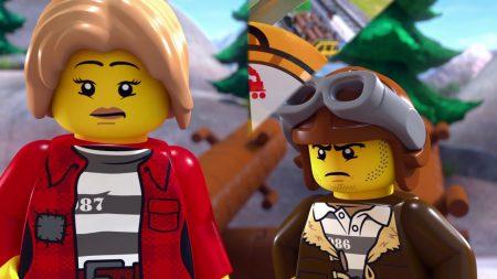 LEGO® City – De Goud Trein