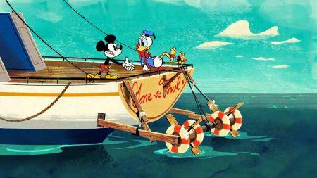 Donald Duck – Kapitein Donald