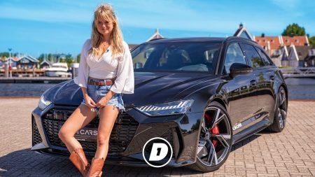 JayJay Boske DAY1 – De Droomauto (2020 RS6) Van De Mooiste Vrouw Van Nederland