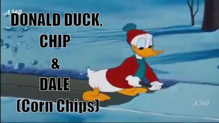 Donald Duck – Popcorn