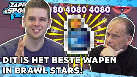 Zappsport – Game Bawz Onthult Brawl Stars Geheimen En Ron Ontdekt Nieuwe Knokkers