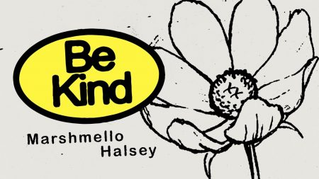 Marshmello & Halsey – Be Kind