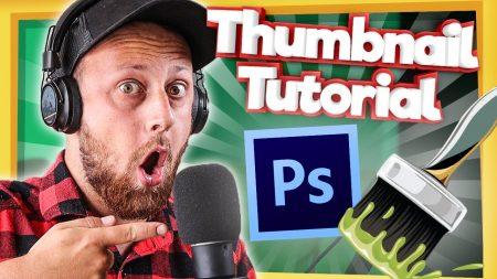 Team Dylan Haegens – Hoe Maak Je Een Thumbnail Als Een Pro?!