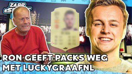 Zappsport – Eindelijk Gluk Met Packs?! – Hellup FIFA Ultimate Team Met Luckygraaf