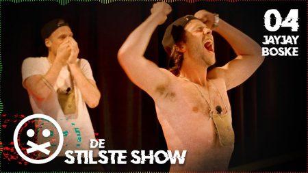 StukTV – Pijnlijk Elastiek – De Stilste Show #4 met JayJay Boske
