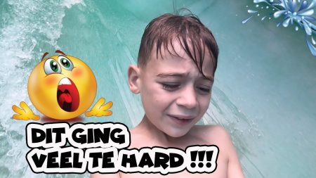 De Bakkertjes – Waterglijbaan Gaat Ineens Wel Erg Hard!! #398