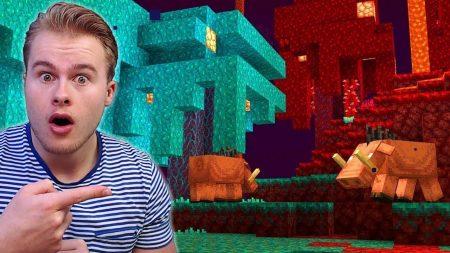 Royalistiq – De *Nieuwe* Nether Ontdekken! 😱 – Minecraft Survival #15