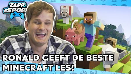 Zappsport – Is Dit De Beste Start Van Een Minecraft Survival?! – Hellup Minecraft