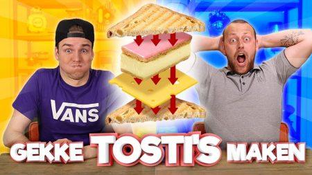 Team Dylan Haegens – Gekke Tosti's Maken!