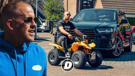 """JayJay Boske DAY1 – Met Deze Auto Reed Jebroer 55 Km/h Te Hard"""" – De Auto Van"""