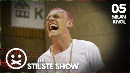 StukTV – Kontje Knal Op Milan – De Stilste Show #5 met Milan Knol