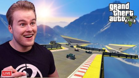 Royalistiq – Live Stunt Races Met De Crew! – Royalistiq GTA 5 Livestream