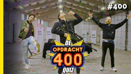 StukTV – #400: Airsoft Verstoppertje Quiz