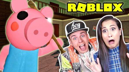 MeisjeDjamila – Roblox Piggy Spelen Met Dylan Haegens – Hij Is Piggy!! Fan Friday