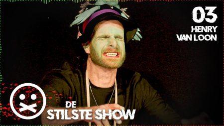 StukTV – Henry van Loon Ziet Groen Van De Pijn? – De Stilte Show #3