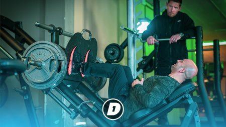 JayJay Boske DAY1 – DAY1 Trainingsschema: Jorden Bres & Jay-Jay Boske #1