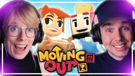 Dylan Haegens Gaming – Wij Gaan Verhuizen! – Moving Out met Marit