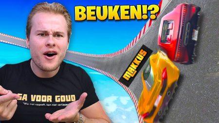 Royalistiq – Hij Probeert Mij Van De Wallride Af Te Beuken! 😅 – GTA 5 Online Race Playlist