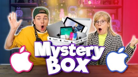 Team Dylan Haegens – Bizzarre Apple Mysterybox! #8