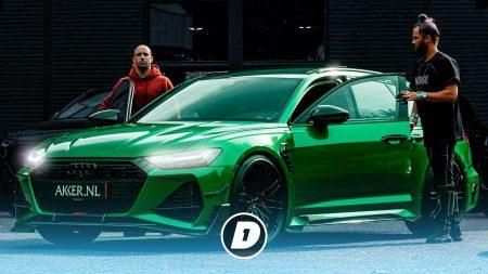 JayJay Boske DAY1 – ABT RS6-R: De Hulk Van De RS Lijn! – Daily Driver