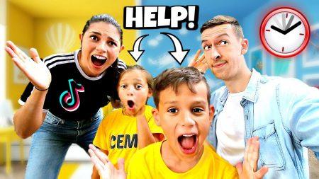 Celine & Michiel – Wij Worden Ouders Voor 1 Dag! *24 Uur Challenge Deel 2* #170