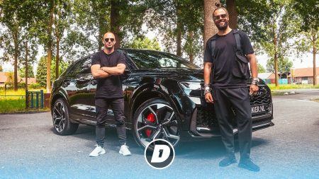 JayJay Boske DAY1 – Een rijdende Grill van €230.000?! – Daily Driver