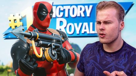 Royalisitiq – De Harpoen Brengt Mij In De Problemen! 😅 – Fortnite Battle Royale