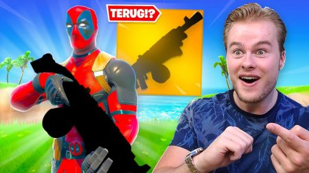 Royalistiq – Mijn Favoriete Shotgun Is Terug! 😍 – Fortnite Battle Royale