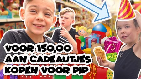 De Bakkertjes – Wie Zit Het Dichts Bij 150 Euro Aan Speelgoed Voor Pip #404