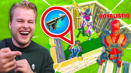 Royalistiq – De Meest Geniale Timing Ooit! 😂 – Fortnite Battle Royale