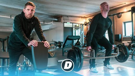 JayJay Boske DAY1 – Terug Naar De Gym! #2 – Trainingsschema: Jorden Bres & Jay-Jay Boske