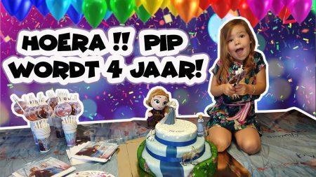 De Bakkertjes – De Verjaardag Van Pip!! 4 Jaar!! #406