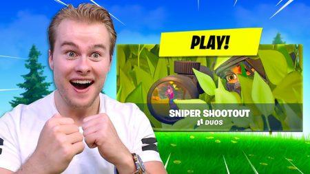 Royalistiq – De Sniper Only Gamemode Is Weer Terug! 😍 – Fortnite Battle Royale
