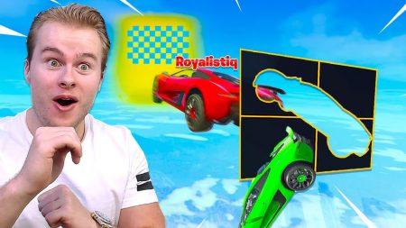 Royalistiq – Ik Was De Enige Die Deze Jump Haalde! 😱 – GTA 5 Online Race Playlist