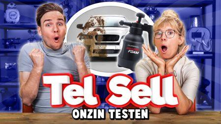 Team Dylan Haegens – Tel Sell Onzin Testen! #12