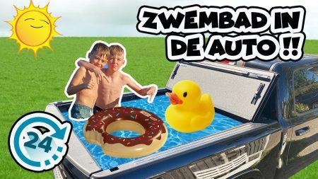 De Bakkertjes – 24 Uur Bij De Auto Vol Verrassingen!! – #424