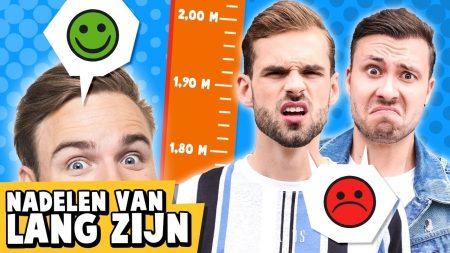Dylan Haegens – 10 Nadelen Aan Lang Zijn!