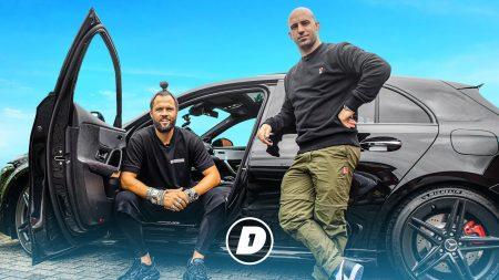 JayJay Boske DAY1 – Dit Lijkt Een Goedkope AMG – A45S Als Daily Driver