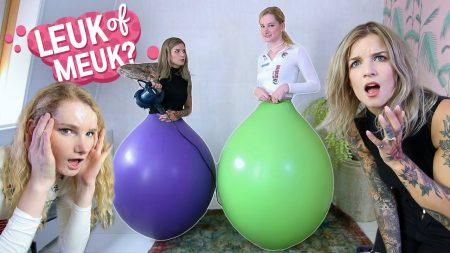 OnneDi – Instap-Ballonnen Met Alice Olsthoorn – Leuk Of Meuk?