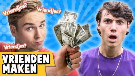Dylan Haegens – 10 Manieren Om Vrienden Te Maken!