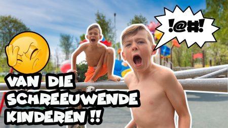 De Bakkertjes – Top 10 Soorten Kinderen In De Speeltuin!! #427