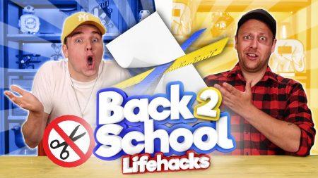 Team Dylan Haegens – Back To School Life Hacks!