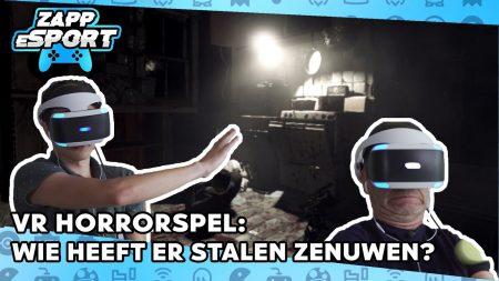 Zappsport – Teveelgevraagd vs Ron: Best Out Of 3 Games – Wie Pakt De Prijs? – VR – FIFA