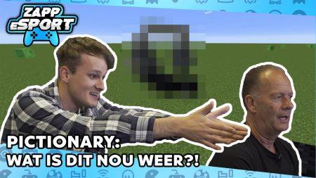 Zappsport – Kan jij Raden Wat Ronald Hier Bouwt? – Minecraft Challenge