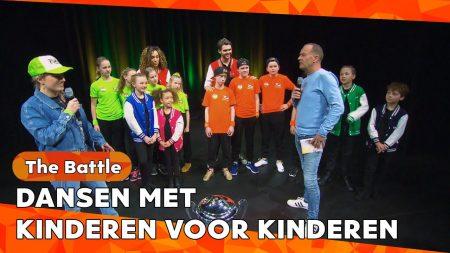 Zappsport – Hand In Hand Met Kinderen Voor Kinderen – Battle Dansen