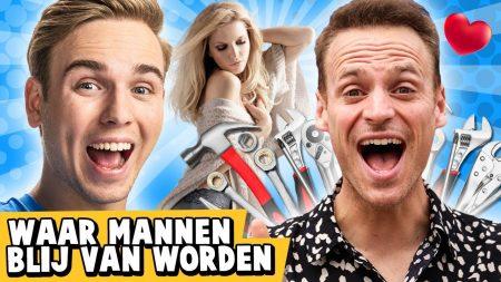 Dylan Haegens – 10 Dingen Waar Alle Mannen Blij Van Worden!