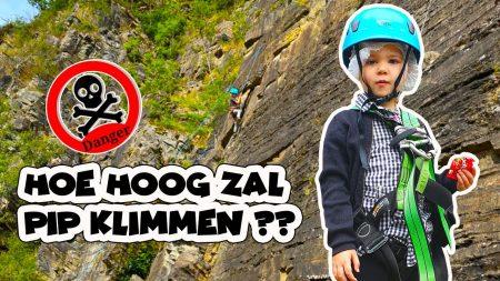De Bakkertjes – Pip Gaat Een 40 Meter Hoge Berg Beklimmen!! #416