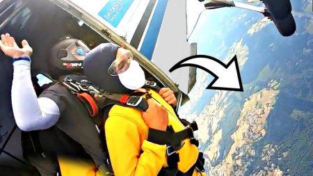 Celine & Michiel – Ik Sprong Uit Een Vliegtuig En Dit Gebeurde Er.. *Eng* #174